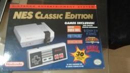 Nintendinho Nes Classic Edition com mais de 600 jogos