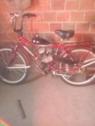 Vendo Bicicleta De Motor