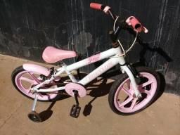 Bicicleta infantil Aro 16 faço a entrega.
