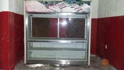 Vendo expositor de carne vertical $550,00