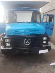 MERCEDES 1113 81 truk troco por carro - 1981