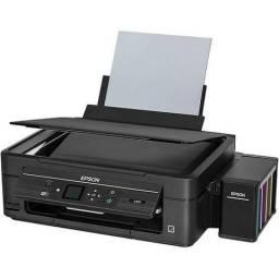 Impressora Multifuncional Epson L455 Tanque de Tinta Wi-Fi