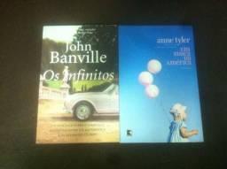 Livros Os Infinitos e Em Busca da América