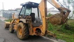 Retro Escavadeira Case 580L