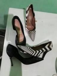 df2ad182b Vende-se esses lindos sapatos da vizzano