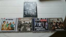 Coleção de CDs One Direction