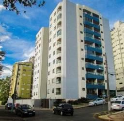Apartamento semimobiliado com 02 quartos + 01 suíte no Centro, em Caçador/SC