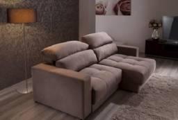 Promoção de sofás 12x sem juros