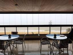 Murano Imobiliária vende apartamento com 05 quartos frente mar na Praia da Costa, Vila Vel