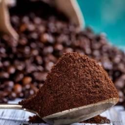 2 kg pó de café 100% arábica caseiro