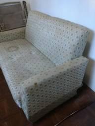 Doação sofá 2 lugares