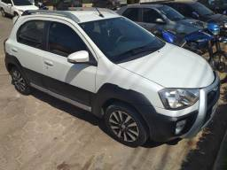 Etios HB Cross AT - 2017