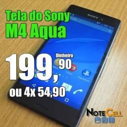 Título do anúncio: Tela do Sony M4 Aqua