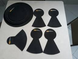 Abafadores de Bateria Sound Percussion EUA