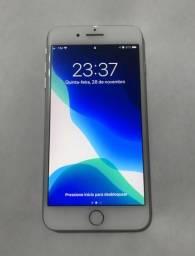 IPhone 7 Plus Prata 256 Gb