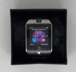 Relógio Inteligente Smartwatch Q18 Bluetooth Android Touch Novo na Caixa
