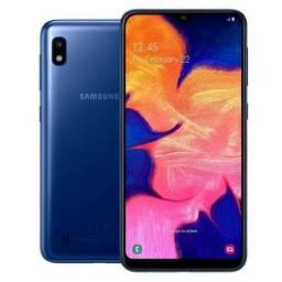 Vendo Samsung A10 usado em boa qualidade