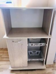 Balcão 1 porta para eletrodomésticos