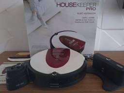 Robô Aspirador Housekeper Pro (Polishop)