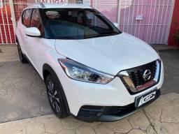 Nissan Kicks S CVT 2019 Automatica com couro