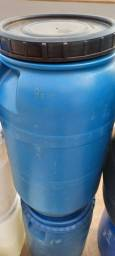 Galão  plástico  80L tipo azeitona