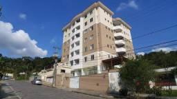 Apartamento MOBILIADO com 2 dormitórios à venda, 57 m² por R$ 265.000 - Santo Antônio - Jo