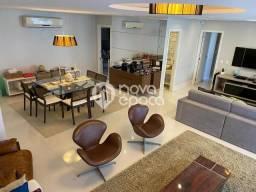 Apartamento à venda com 3 dormitórios em Botafogo, Rio de janeiro cod:FL3AP48275