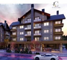 Apartamento à venda com 1 dormitórios em Centro, Canela cod:15717