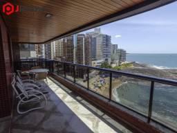 Frente para o mar, 4 quartos sendo 2 suítes + dependência completa próximo ao centro de Gu