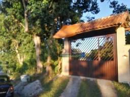 Chácara com 4 dormitórios para alugar, 1400 m² por R$ 2.700,00/mês - Una - Taubaté/SP