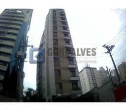 Apartamento para alugar com 1 dormitórios em Ceramica, Sao caetano do sul cod:1030-2-36084