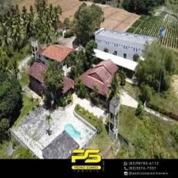 Chácara à venda, 25 hectares por R$ 3.800.000 - Conde/PB