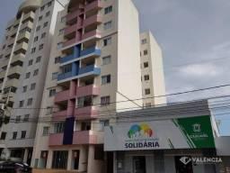 Apartamento com 1 Quarto para alugar no Edifício Solyfran por R$650,00 - Rua Paraná 5333 -