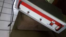 Amplificador de fabricação caseira