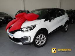Renault Captur ZEN 1.6 Flex   2018   *Câmbio manual - 33.000kms - Periciada