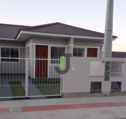 Excelente casa geminada com documentação GRÁTIS em Palhoça