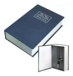 Cofre Book (Disfarçado de Livro)
