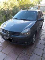 Renault Clio Privilege Hi Flex 2007 Completo