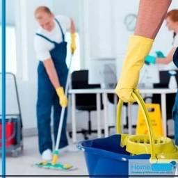 Faxina e limpezas em geral