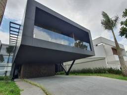 Casa mobiliada com elevador no Alphaville II - Votorantim