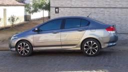 Honda city LX 1.5 16v automático ano 2011