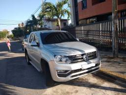 Vendo ou troco Amarok 4/4 diesel 2017 r$87,000