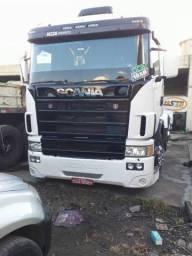 Scania 124 6x2 ano 20005