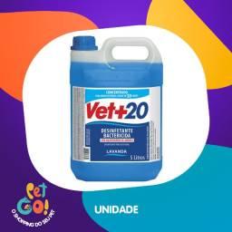 Desinfetante Bactericida Lavanda Vet+20