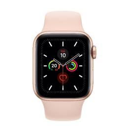 Series 5 Apple Watch S5 40/44mm Gold - Aceitamos o seu na troca ! Novo Lacrado