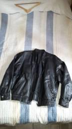Jaqueta de couro Borelli Bogart