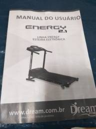 Vendo esteira dream Energy 2.1
