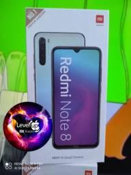 Redmi Note 8 da Xiaomi.. Novo lacrado..com garantia e entrega ultra rápida