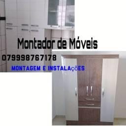 MONTADOR DE MÓVEIS MONTADOR