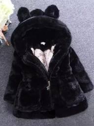 Casaco infantil inverno